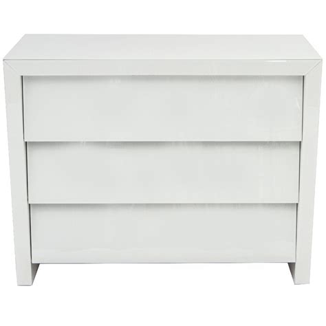 white chest of white glass chest of drawers furniture from