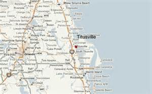mims florida map titusville location guide