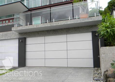 designer garage door home design