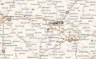 map of carolina chapel hill chapel hill location guide