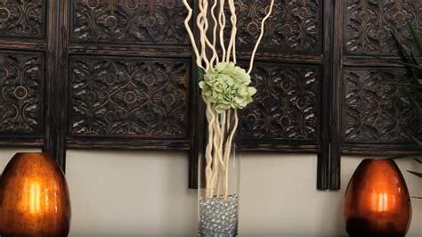 decorar jarrones con luces decorar con ramas secas ideas r 250 sticas y geniales para tu
