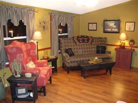primitive living rooms colonial primitive living room more prims pinterest