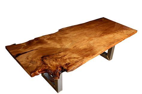 Holztisch Massiv Polieren by Archaischer Charaktertisch Highlight Organischer Kauri