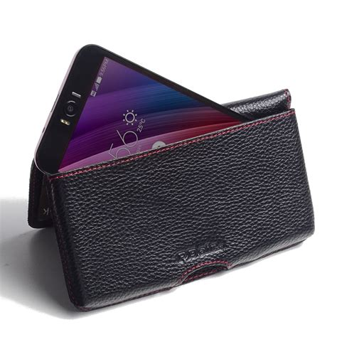 Premium Gea Cover Casing Slim Asus Zenfone Selfie Zd551kl asus zenfone selfie zd551kl leather wallet pouch stitching