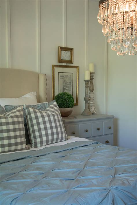 french cottage master bedroom reveal seeking lavendar lane