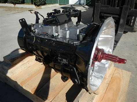 Rebuilt Isuzu Transmission Manual Standard Ftr Frr Fsr 6
