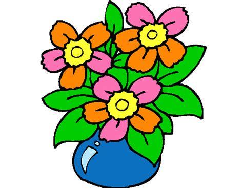 vaso di fiori disegno disegno llljlj colorato da martina 93 il 16 di agosto 2012