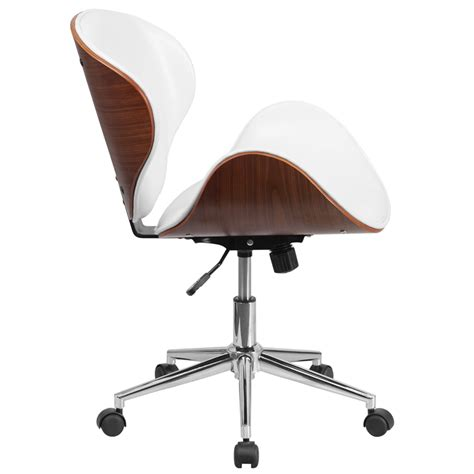 office chairs office table and chairs stanley low back walnut office chair white
