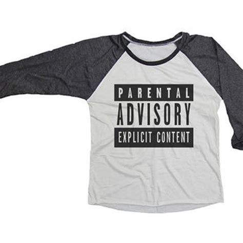 Tumbl T T Shirt Kaos Parental Advisory shop parental advisory t shirt on wanelo