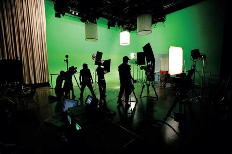 tv production in los angeles up 4 7 percent in 2012