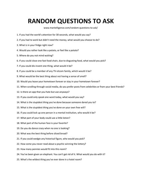 list of questions for celebrities 99 random questions to ask fun and unexpected questions