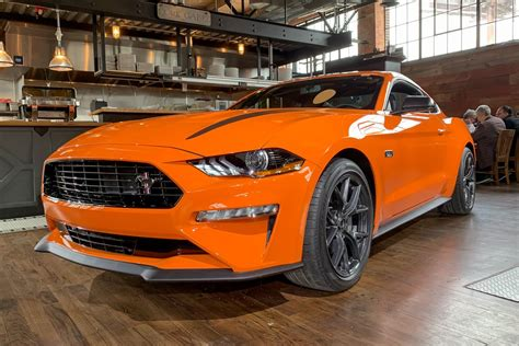2020 Ford Mustang by 2020 Ford Mustang Ecoboost 2 3l High Performance Pack