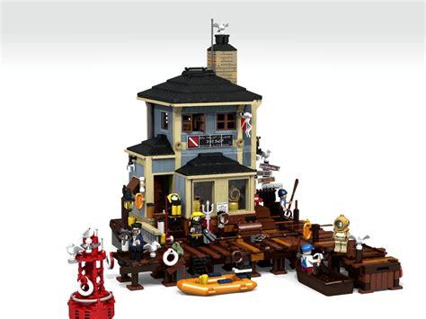 the dive shop lego ideas the dive shop raggiunge i 10 000 sostenitori