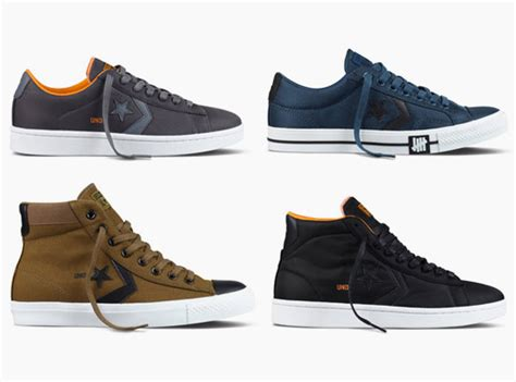 Harga Converse X Undefeated converse x undefeated for foot locker highsnobiety