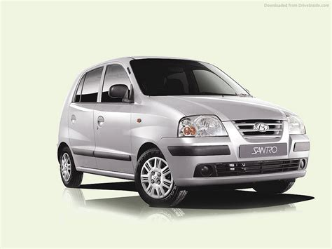uing hyundai cars in india hyundai considers santro revival could re enter india by