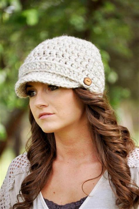 crochet newsboy hat pattern 101 crochet