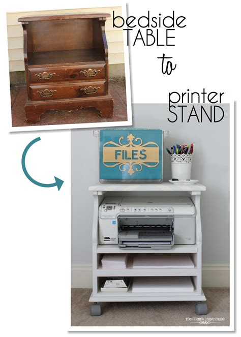 rolling printer cart under desk printer cart diy under desk printer cart with painted