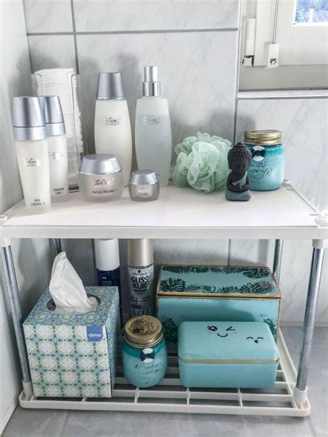 Badezimmer Ablage Deko by Die Besten 25 Badezimmer Ablage Ideen Auf