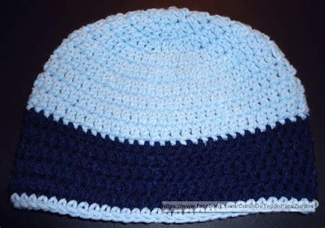 videos de como hacer gorros en crochet como tejer un gorro al crochet en pocos minutos tejido
