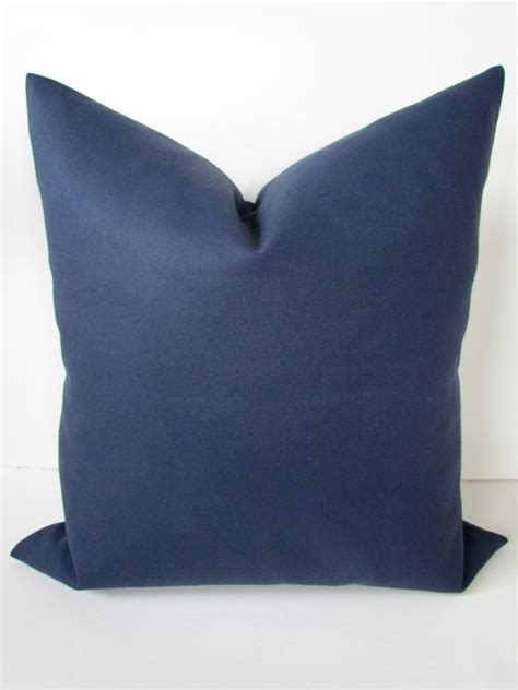 26x26 Throw Pillows by Blue Pillow Blue Decorative Pillow Covers By Sayitwithpillows