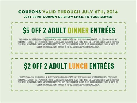Royal Botanical Gardens Coupon Garden Code Promo 28 Images Olive Garden Coupons Olive Garden Printable Coupon Olive Garden