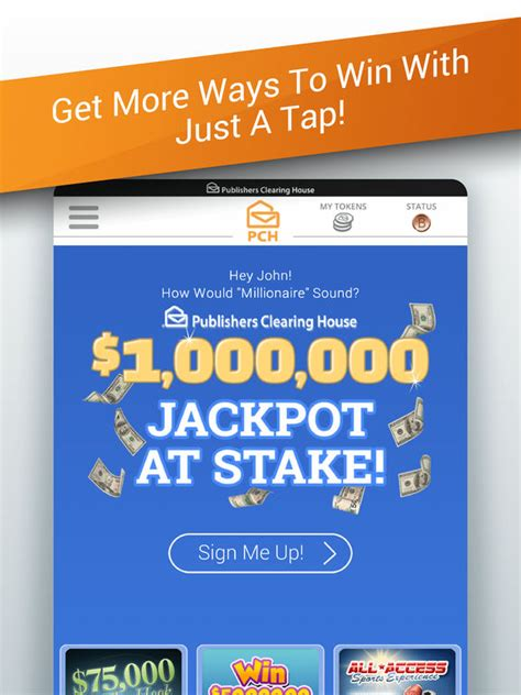 Pch Sweepstakes Games And More - the pch app more chances to win big cash prizes in fun sweepstakes and mini games