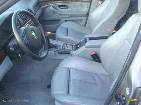 2000 Bmw 528i Interior by Gray Interior 2000 Bmw 5 Series 540i Sedan Photo 46227419