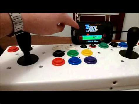 Joystick Usb Buat Android usb controller 2 player arcade joystick android gaming