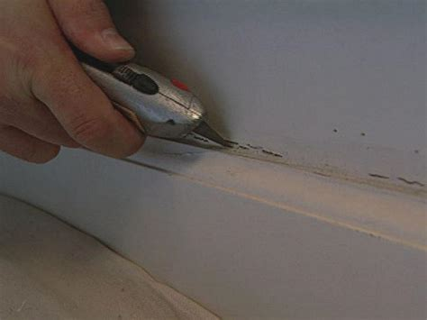 repair bathroom wall water damage how to repair a water damaged wall how tos diy