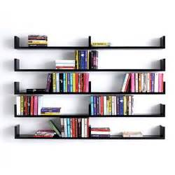 wall hanging bookshelves best 25 wall mounted bookshelves ideas only on