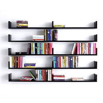 best 25 wall mounted bookshelves ideas on