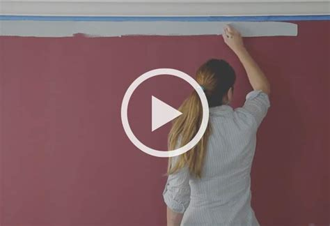 painting a wall painting your interior walls at the home depot at the home