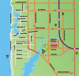 image gallery naples florida map