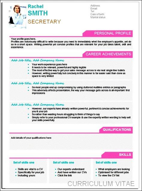 Best Modern Resume Template Free Sles Exles Format Resume Curruculum Vitae Free Best Modern Resume Template