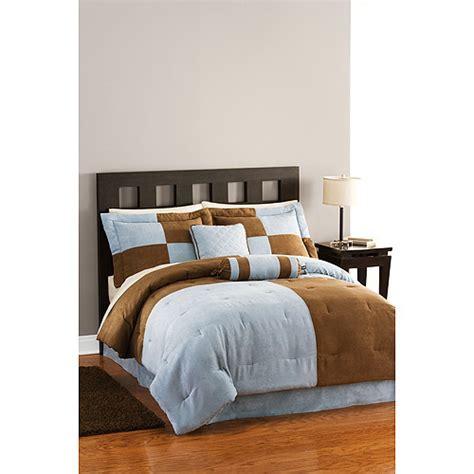 micro suede comforter microsuede comforter set bedding walmart com