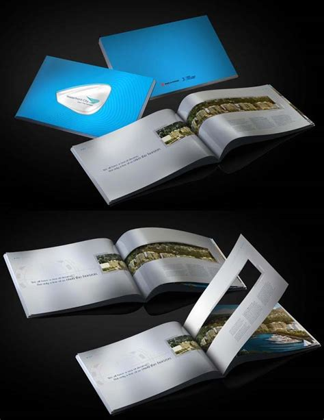 Wedding Brochure Hshire by 26 Beautiful Exles Of Creative Brochure Designs