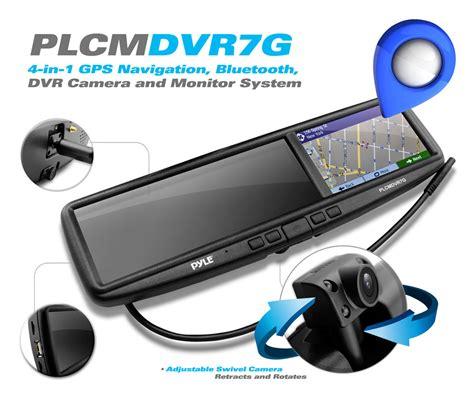 Anyland Swarovsky For Iphone 7g new pyle plcmdvr7g gps backup monitor w bluetooth