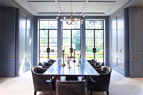 are dining rooms becoming obsolete freshome