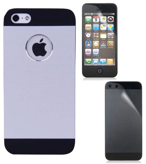 Iphone 4g4s Back Jelly Motif fuson luxury logo design metallic back cover for apple iphone 4 4g 4s silver screen