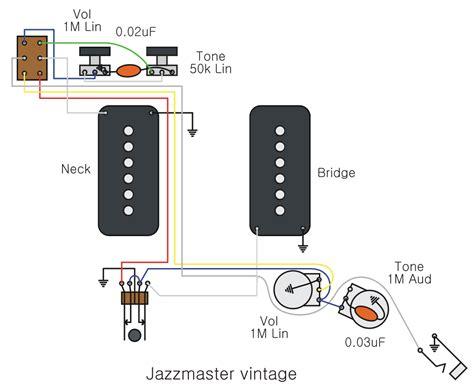 jazzmaster wiring diagram wiring diagram