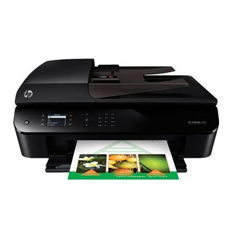 Printer Hp Officejet All In One hp officejet 4630 e all in one printer oj4630