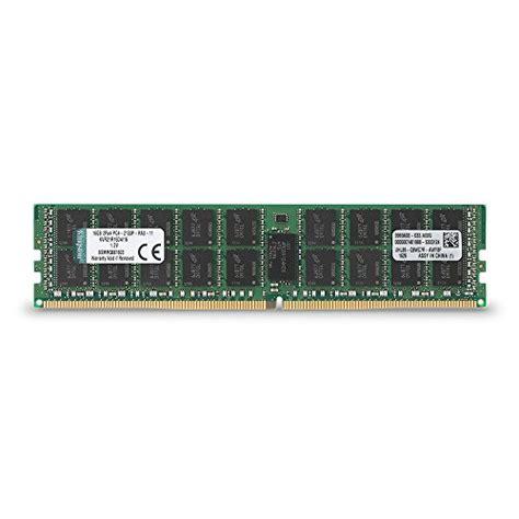 Memory Team Ecc Reg Server Ram Ddr4 16gb T4e1r11h6200001 kingston valueram 16gb ram 2133mhz ddr4 ecc reg cl15 dimm dr x 4 with ts server memory