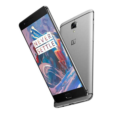 one plus mobil oneplus 3t snapdragon 821 5 5 screen 6gb 64gb