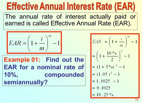 topic 03 tvm effective annual rate and annuities senior