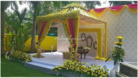 Mandap Decorations   Wedding Mandap   Mandap Flower