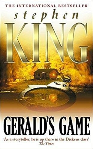 libro geralds game 10 mejores im 225 genes de gerald s game en stephen kings jessie y libros de stephen king