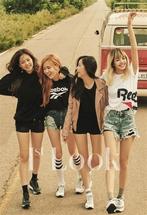 blackpink weight blackpink hits the road in first magazine photo shoot with