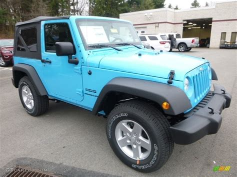 jeep chief color 2017 2017 chief blue jeep wrangler sport 4x4 119883675 photo