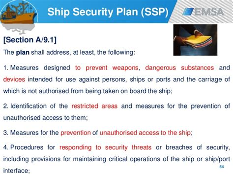 ship security plan emsa advanced ship security training 18 20 may 2016 web 1