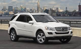 2009 Mercedes Suv Car And Driver